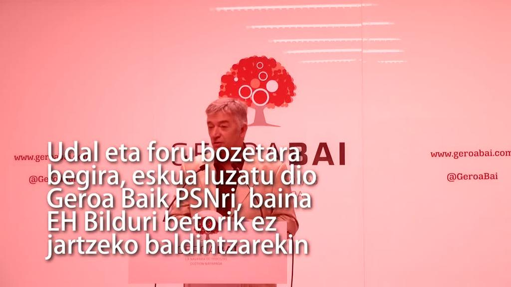 EGUNEKOA: politika, gizarte eta kultura albisteen bilduma