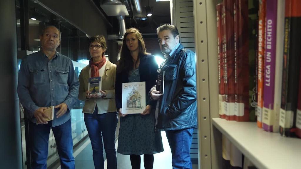 Eider Rodriguezek bi literaturako Euskadi sari jasoko ditu aurten