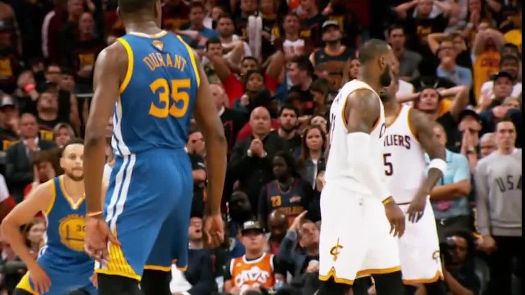 NBAren denboaldi berria; Warriors nagusi, LeBron Lakers-en eta urteroko