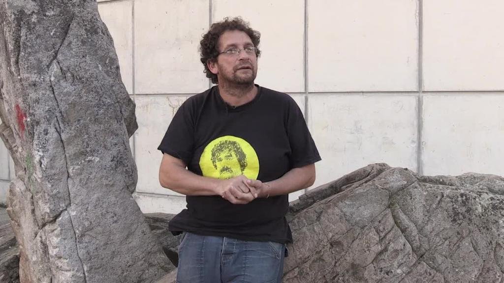 """Joseba Zabalza: """"Espainiako Estatuaren errepresioaren biktimen izenak azalerazi behar ditugu"""""""