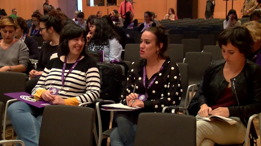 Indarkeria sexisten aurkako nazioarteko kongresua Iruñean