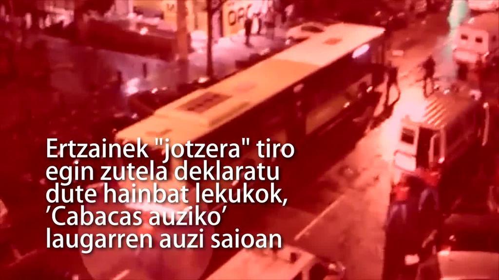EGUNEKOA: politika eta gizarte albiste nagusien bilduma