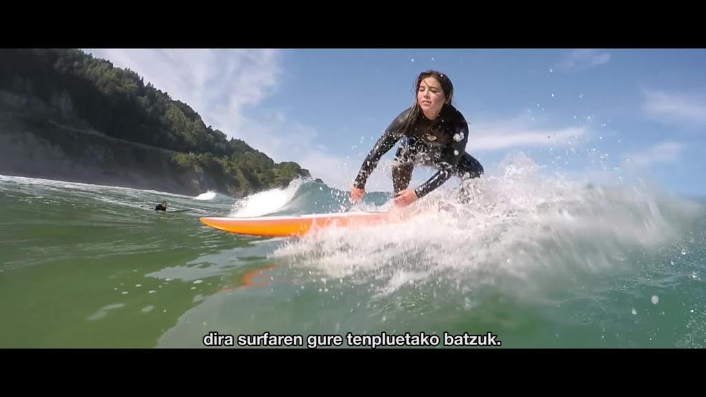 Euskal Herriko Surf Federazioak Nazioarteko Surf Elkarteko kide izateko eskari formala egin du