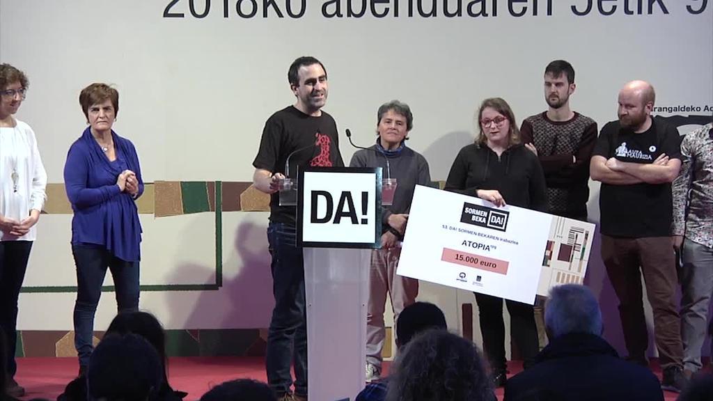 Durangoko Azokako sormen bekan euskal rol jokoaren