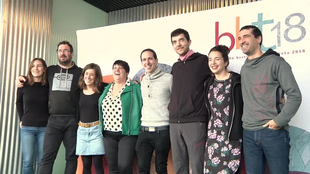 Berdintasuna nagusi Bizkaiko bertsolari txapelketako finalisten artean