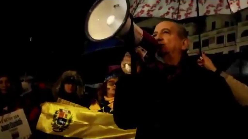 Venezuelako estatu kolpearen aurreko erreakzioak EHn eta estatu espainiarrean