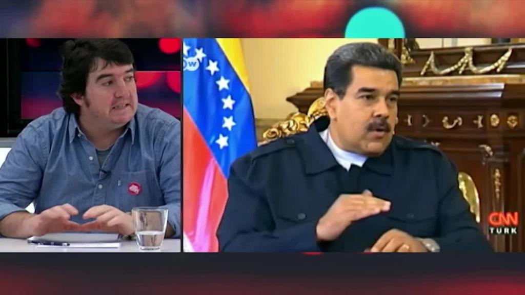 Mundua Venezuelara begira