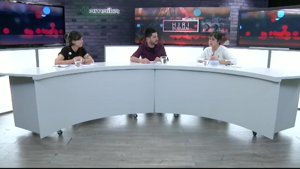 Katalunia, hauteskundeak eta martxoaren 8ko greba feminista, hurrengo asteetako arreta gune nagusiak