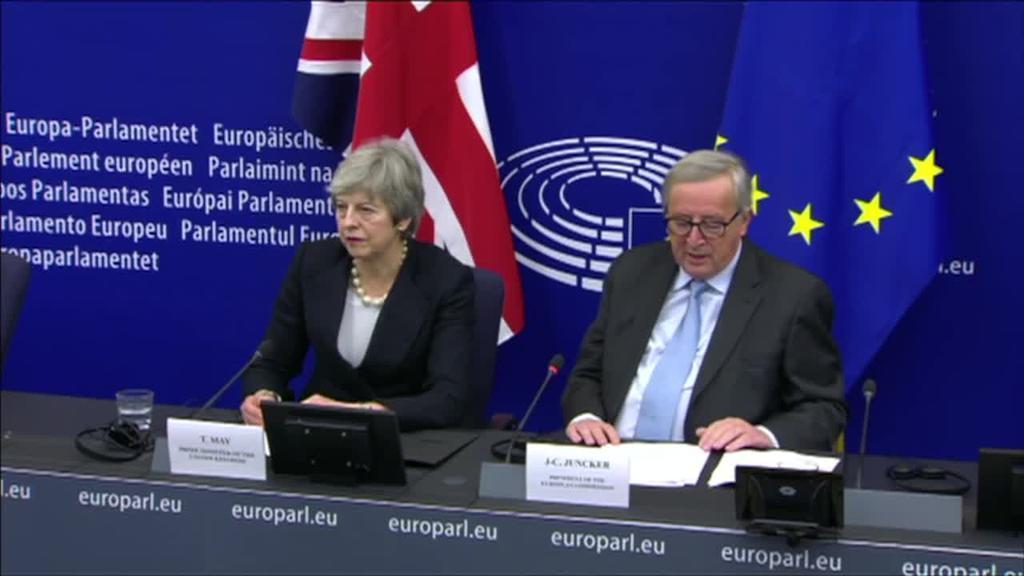 Gaur bozkatuko du Westminsterrek Brexitari buruzko behin betiko akordioa