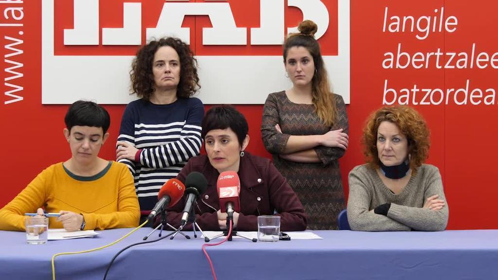 LAB sindikatuak berdintasun plan errealen beharra aldarrikatu du