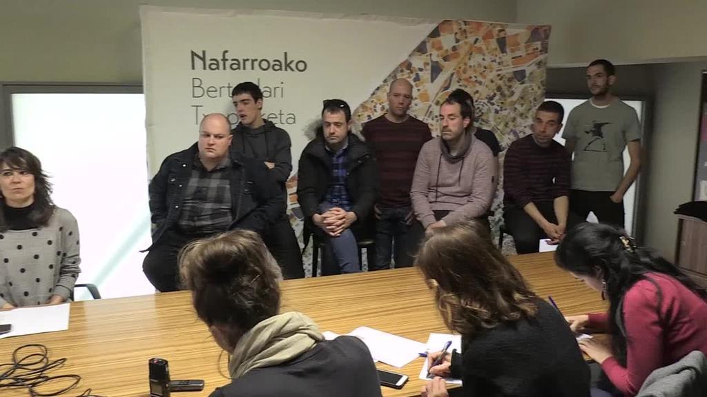 Bihar zortzi lehiatuko da Anaitasunan Nafarroako Bertsolari Txapelketako finala