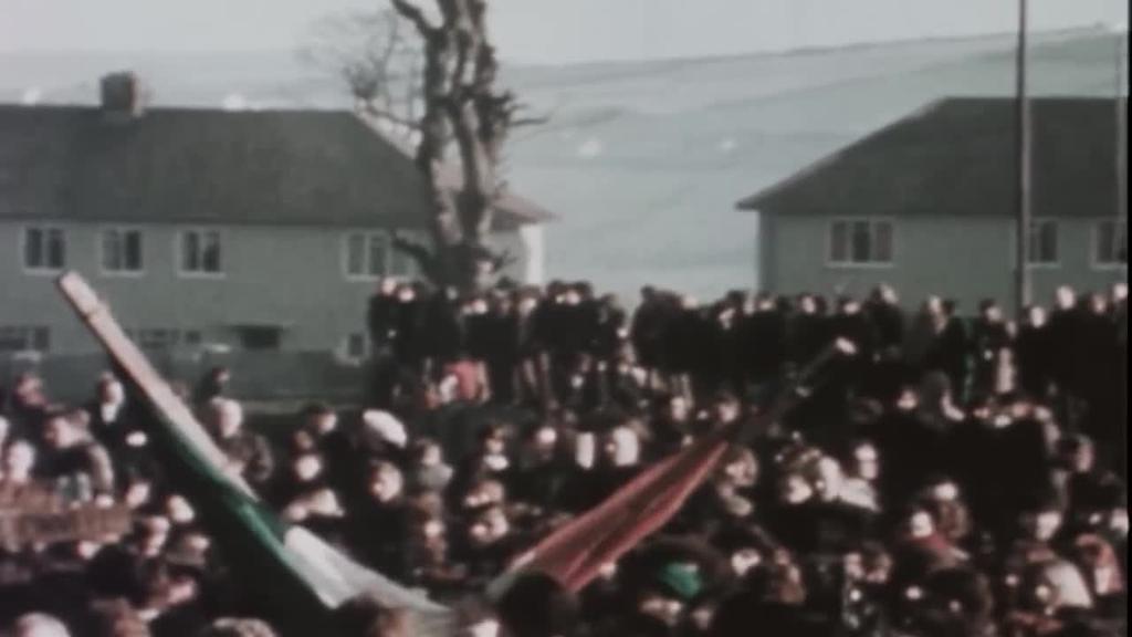 1972ko Bloody Sunday sarraskiko soldadu bat auziperatu du Ipar Irlandako fiskaltzak