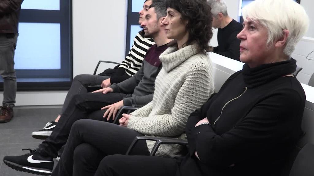Ibon Fernadez euskal presoa aske uzteko eskatu dute Gipuzkoako Batzar Nagusiek