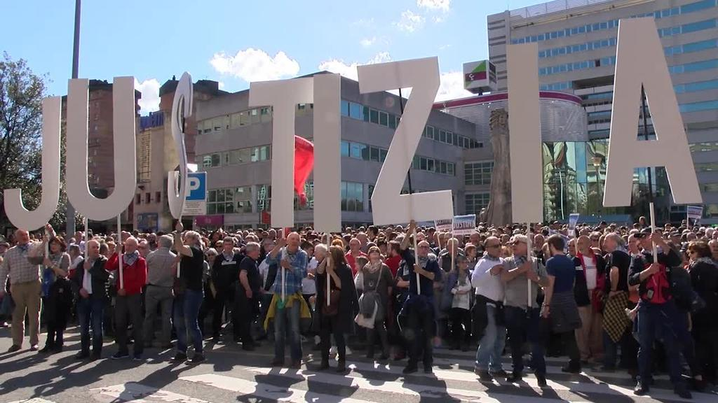 Altsasuko manifestazioa jendetsua izatea espero dute
