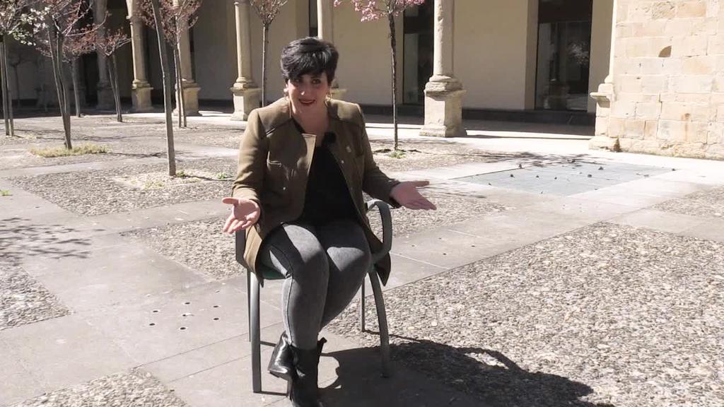 Maria Solana eta NUPeko hauteskundeak