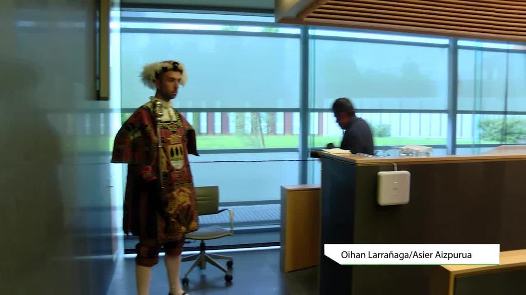 Xabier Ezeizabarrena izendatu dute Gipuzkoako Batzar Nagusietako lehendakari, EAJko kideei esker