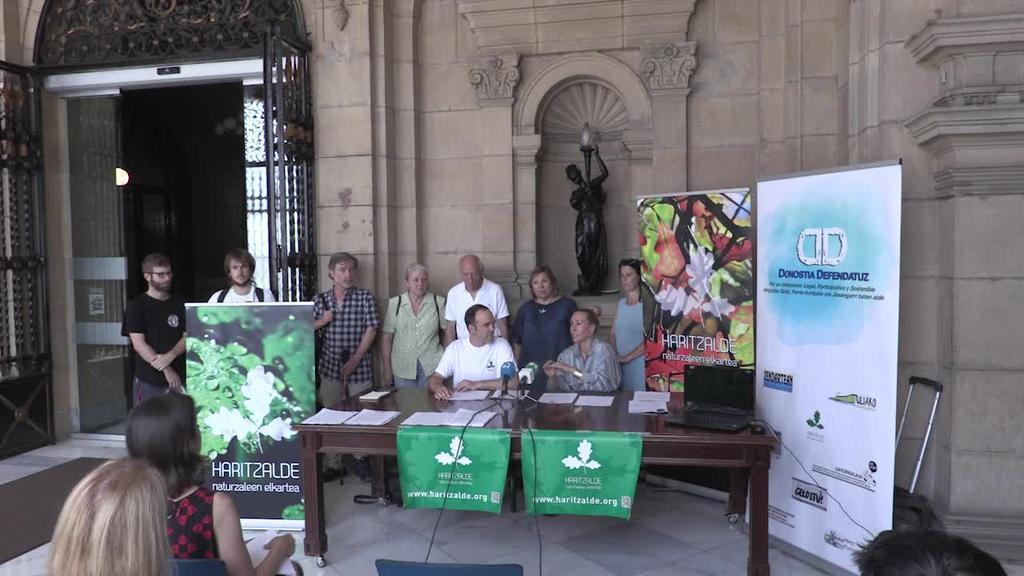 Enrique Ramosen dimisioa eskatu du Haritzalde elkarteak Belartza 2 kasuan izandako irregulartasunak direla eta