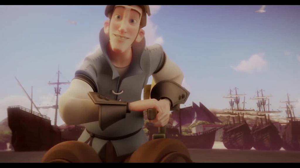 'Elkano: Lehen mundu bira' animazio filma estreinatuko da uztailaren 5an