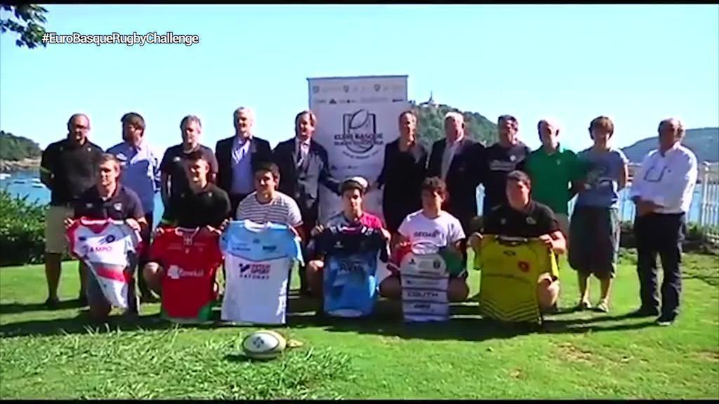 Larunbatean jokatuko dute Euskal Errugbi Liga txapelketako finala