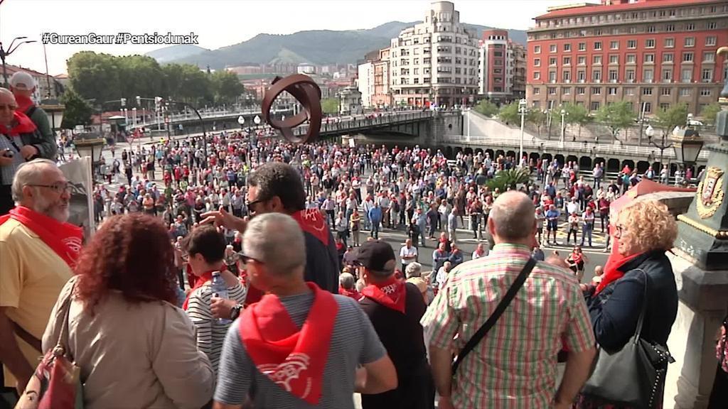Pentsiodunek manifestazioa iragarri dute irailaren 30erako