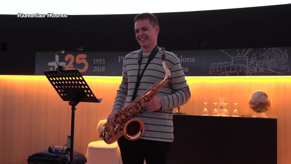 'Kosmos 3.0 Espazioko soinuak' musika emanaldia eskainiko da