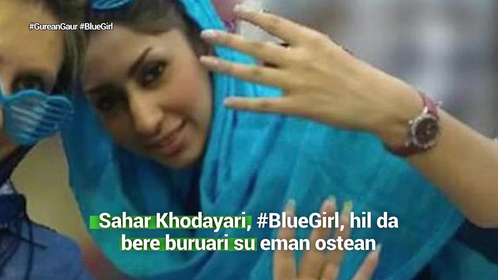 Sahar Khodayari hil da