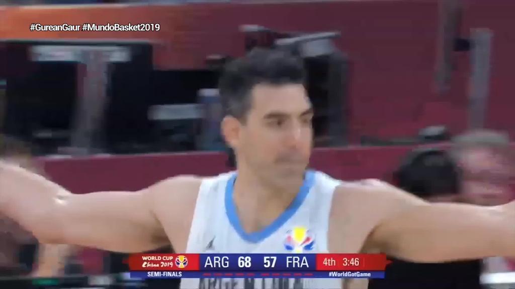 Argentinak eta Espainiak sorpresa eman dute Munduko Saskibaloi Txapelketan