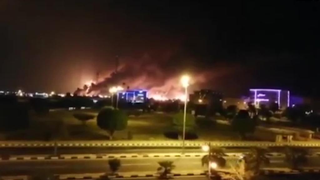 Iran litzateke AEBen arabera Saudi Arabiako petrolio birfindegi baten aurka egindako erasoaren arduraduna