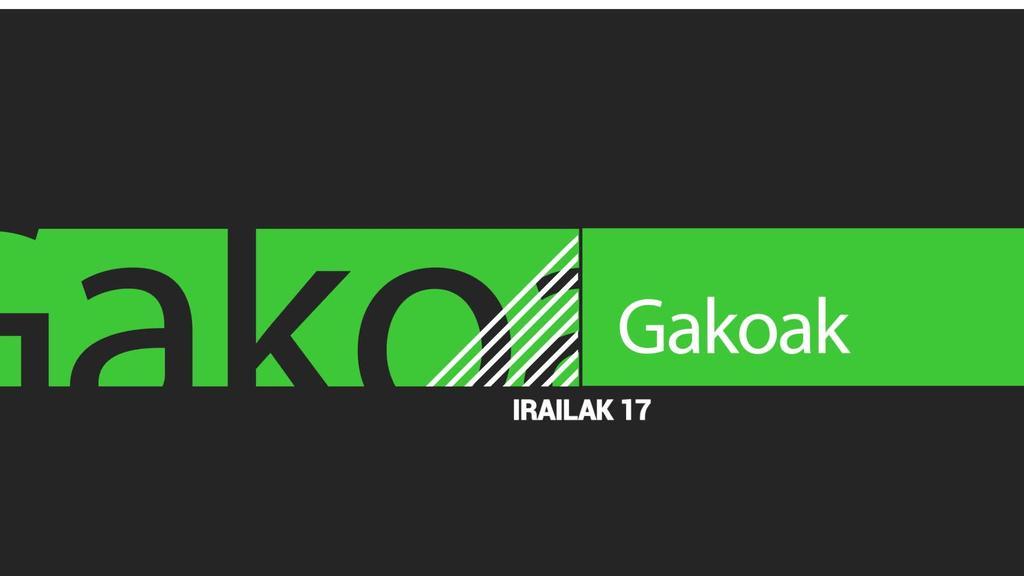GAKOAK | 2019-09-17