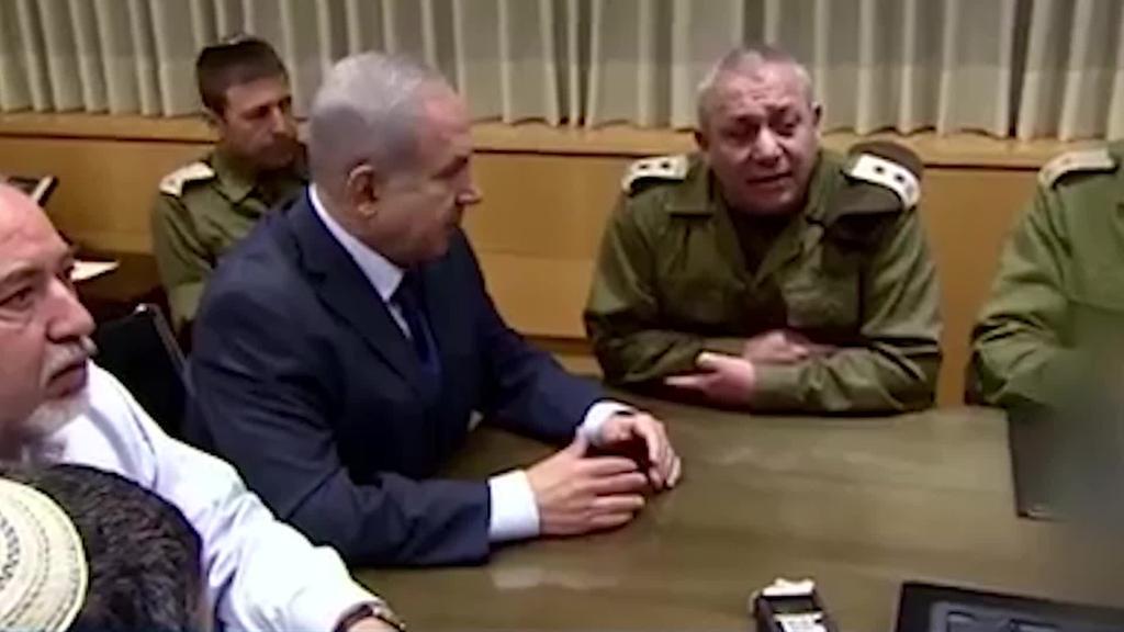 Israeleko hauteskundeak Netannyahu eta Gantzen artean erabakiko dira