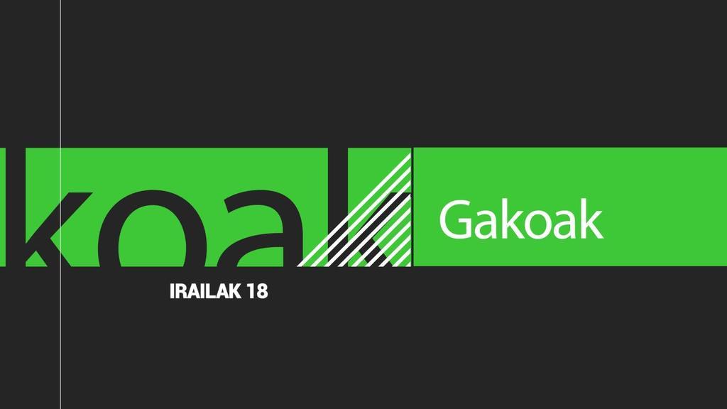 GAKOAK | 2019-09-18