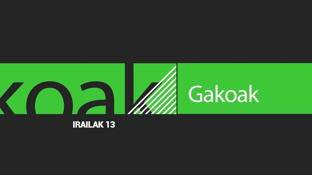 GAKOAK | 2019-09-19