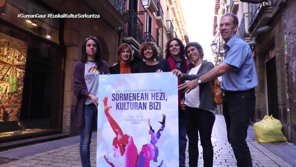 Euskal kultur sorkuntzaren transmisioa sendotzeko jardunaldia egingo dute Azpeitian