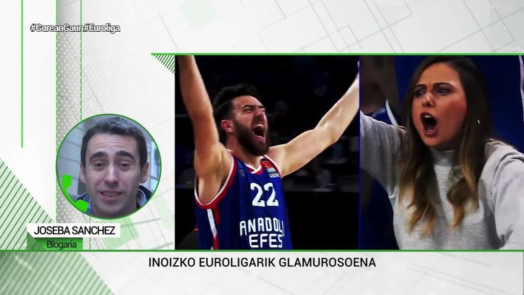 Inoizko Euroligarik glamurosoena