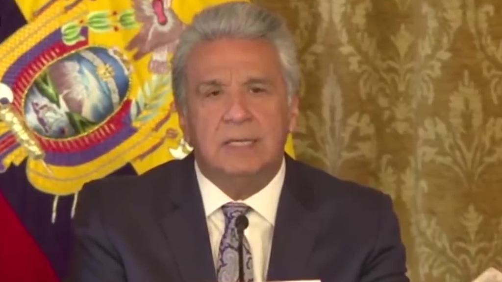 Lenin Morenoren gobernuak salbuespen egoera ezarri du Ekuador guztian erregaiaren igoera eta pentsioen aurkako protestak direl eta