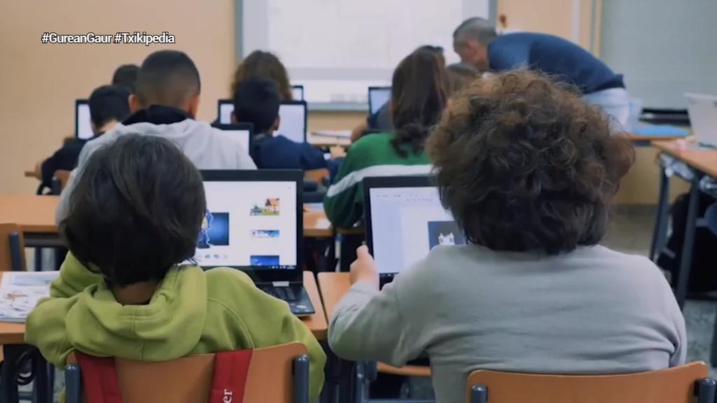 Txikipedia, gazteenei zuzendutako euskarazko entziklopedia