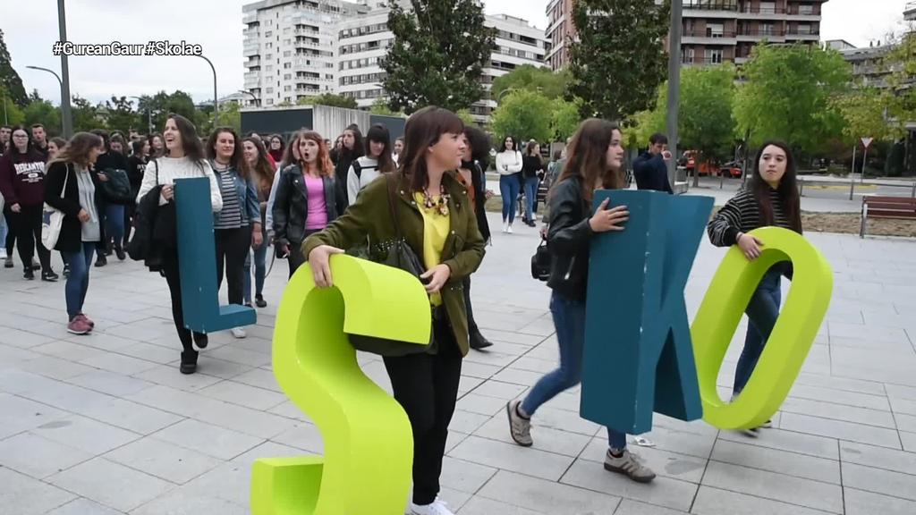 Skolae programaren sortzaileek Iruñeko auzitegian deklaratu dute