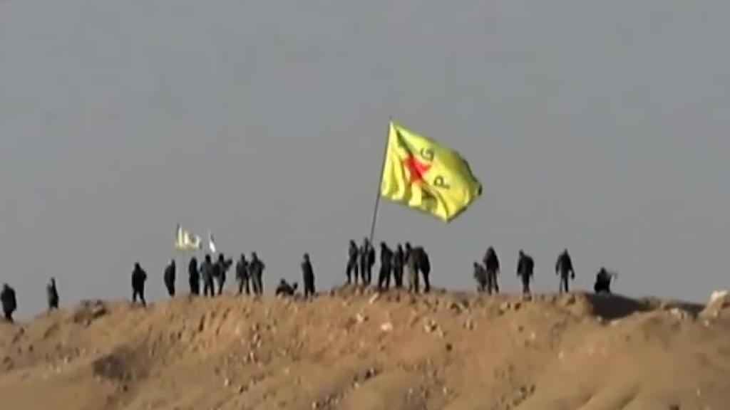 Turkiak kurduen aurkako erasoari ekin dio