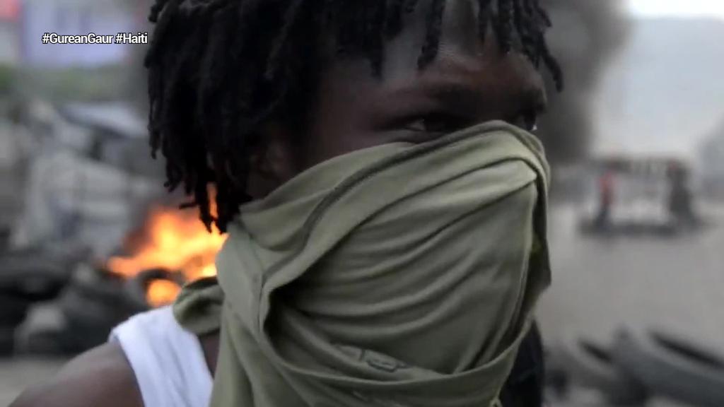 Bosgarren astez luzatu dira protestak Haitin