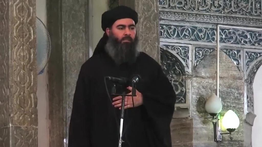 EEBB tako ejerzitoak Al Bagdadi EIko buruzagia hil du