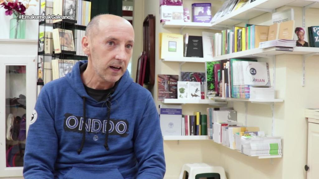 Eduardo Galeano urugaidarraren 'Emakumeak' liburua itzuli du Txalaparta argitaletxeak