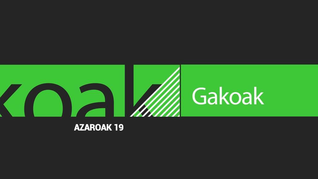 GAKOAK | 2019-11-19
