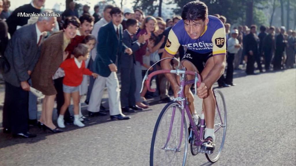 Poulidor, bigarrenaren epika eta estetika