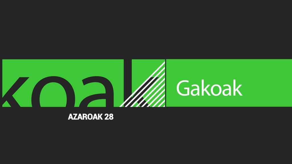 GAKOAK | 2019-11-28