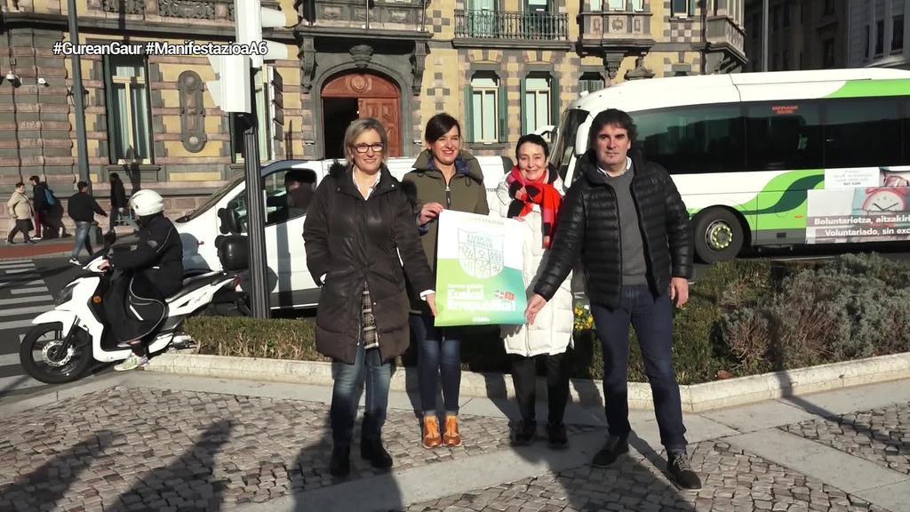Euskal Errepublika aldarrikatzera deitu du EH Bilduk abenduaren 6an