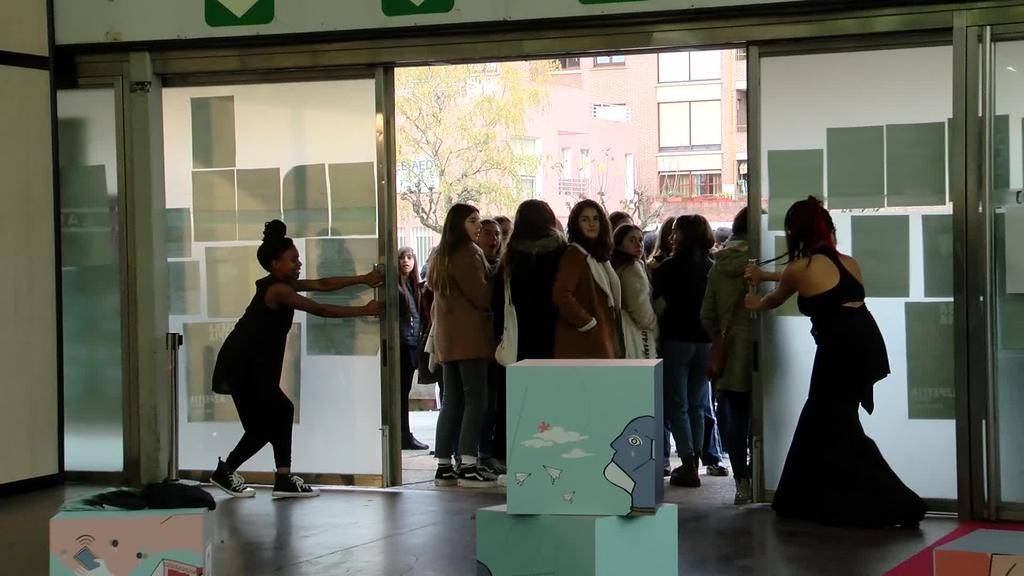 Euskal kulturaren plazari gorazarre