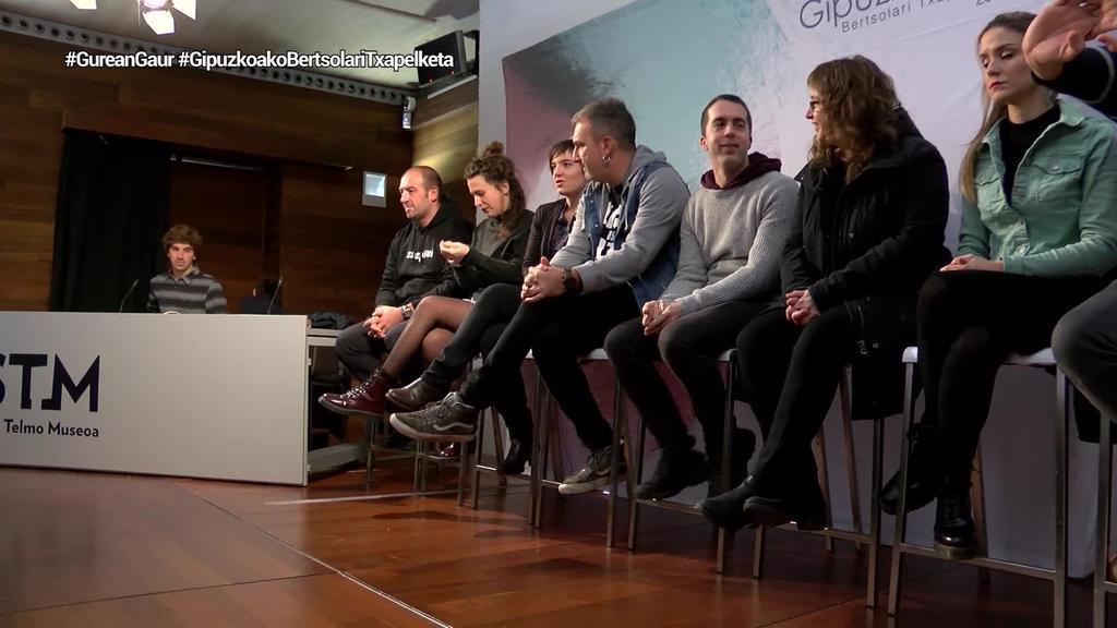 Larunbatean ospatuko da Gipuzkoako Bertsolari Txapelketako finala, Donostian