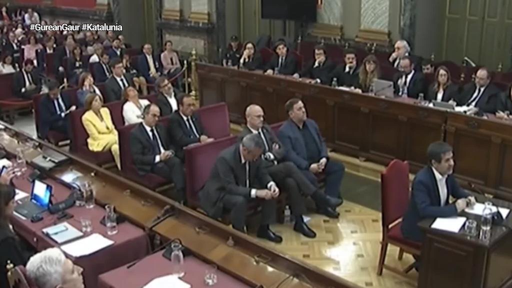 Espetxeetako batzordeek bigarren gradua proposatu dute Kataluniako buruzagi independentistentzat