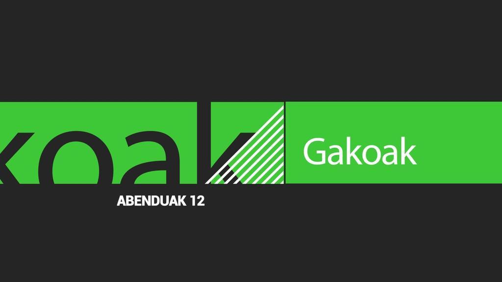 GAKOAK | 2019-12-12