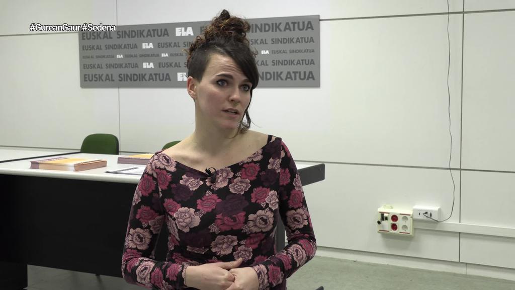 Saioa Urriza (ELA):
